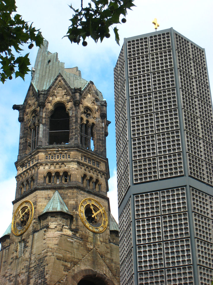 Kaiser Wilhem Memorial Church