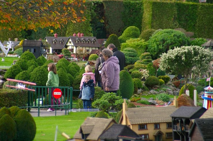 Bekonscot Model Village is a Delight for All Ages