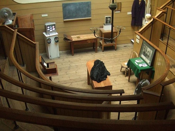 Inside the Old Operating Theatre