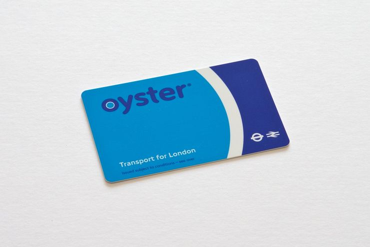 The Oyster Card is the most economical way to pay your fare when touring London on public transport