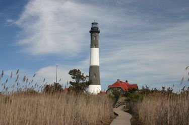 Fire Island Lighthouse is just one of many Day Trip Destinations available via the Long Island Rail Road