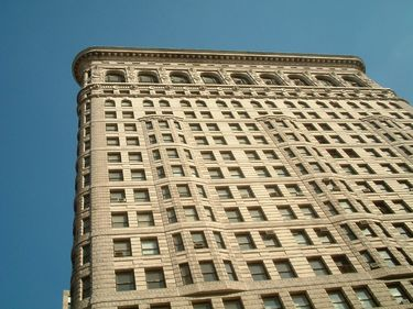 Flatiron Building Architectural Detail