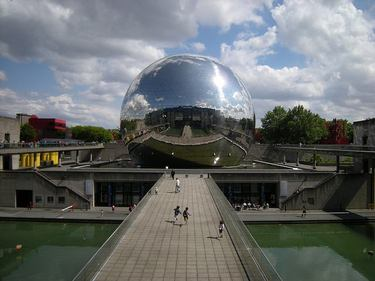 Cité des Sciences et de l'Industrie (Science Centre)