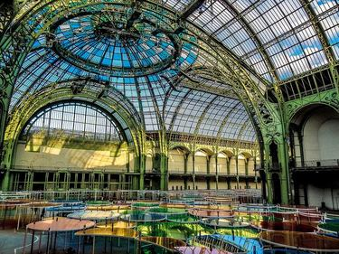 Monumenta 2012 Exhibit - Galeries Nationales du Grand Palais