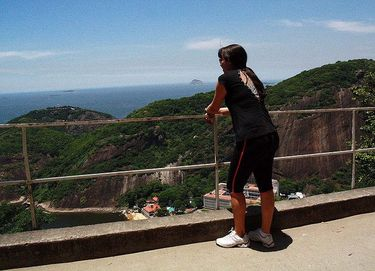 Morro Da Urca - Hike and Lookout