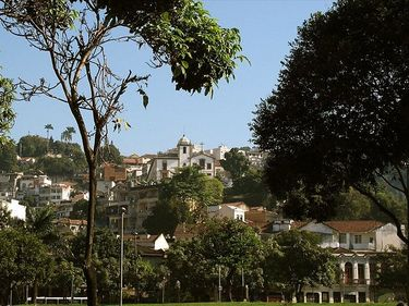 Picturesque Santa Teresa hillside