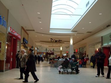Dufferin Mall Food Court Stores