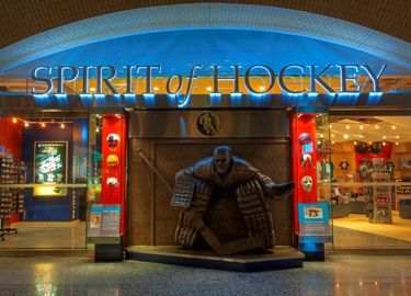 Hockey Hall of Fame Store