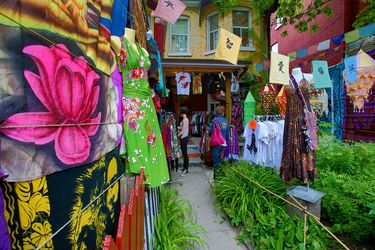 Colours of Kensington Market