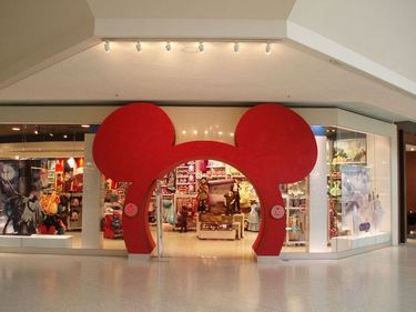 Disney Store in the Scarborough Town Centre