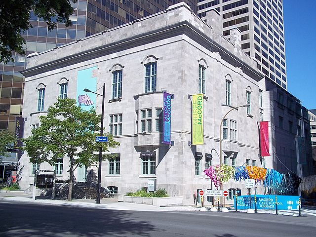 McCord Museum of Canadian HIstory