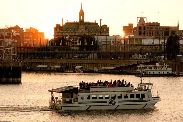 Old port of montreal to longueuil ferry visitor info - Restaurants old port montreal ...