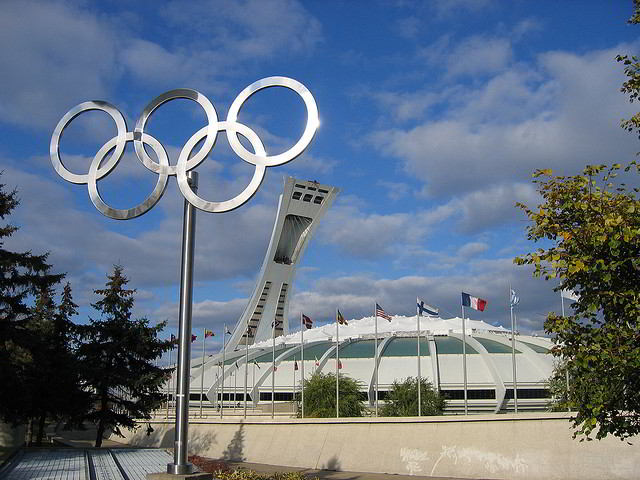 Olympic Park and Stadium