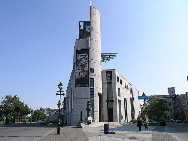 Pointe-a-Calliere Museum