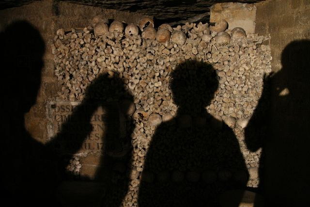 There are over 7 million of these buried in the Catacombs of Paris