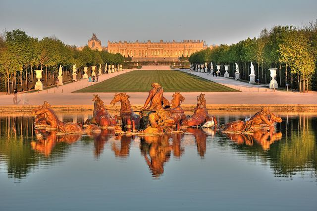 Visitors Guide To Ch 226 Teau De Versailles Paris