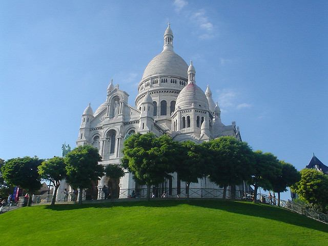 Sacré Coeur-Crown of Montmartre