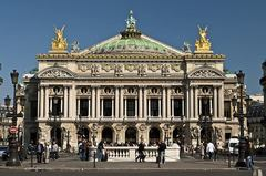 Palais Garnier - (The Paris Opera House)