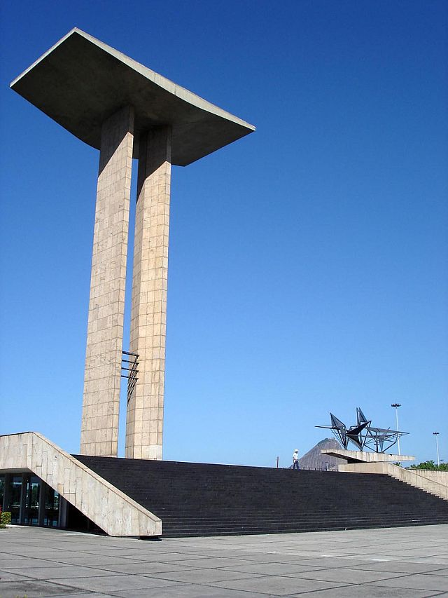 National Monument to the dead of World War II