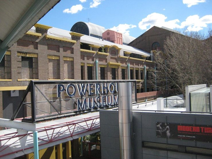 Power House Museum in Sydney
