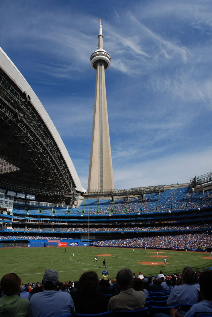 Visitor S Guide To Rogers Centre In Toronto