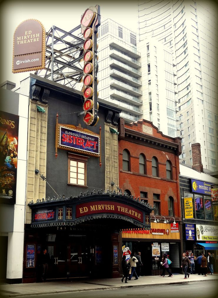 The Ed Mirvish Theatre