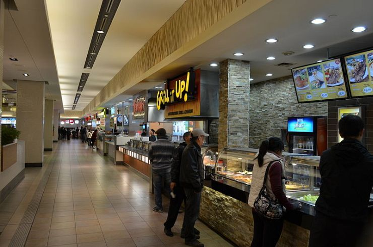 Fairview Mall Food Court