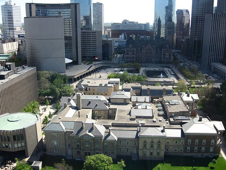 For Downtown Architecture, parks, plazas and hidden gems try our Downtown Toronto Highlights Walking Tour