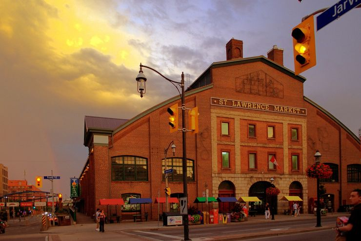 St Lawrence Market Hall