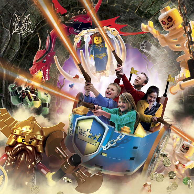 Legoland Kingdom Quest Ride