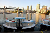 False Creek Ferries in Vancouver