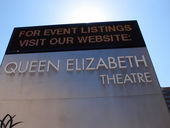 Queen Elizabeth Theatre and the Vancouver Playhouse