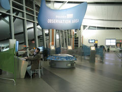Vancouver Airport Observation Area