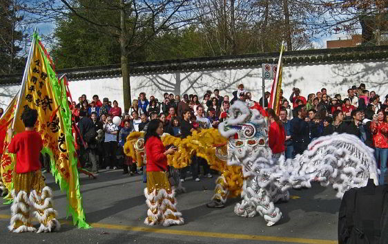 Chinese New Years Celebrations