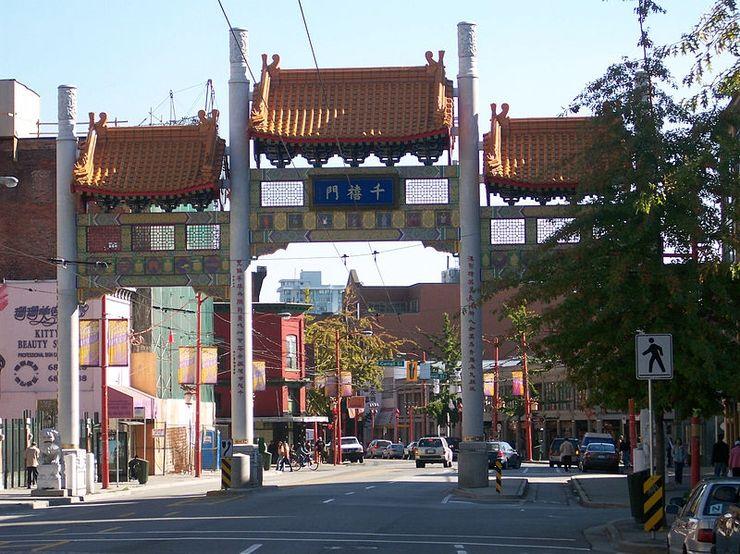 Asian Restaurants Near Millenium Park