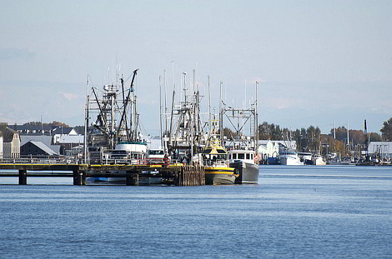 Steveston Fishing Village