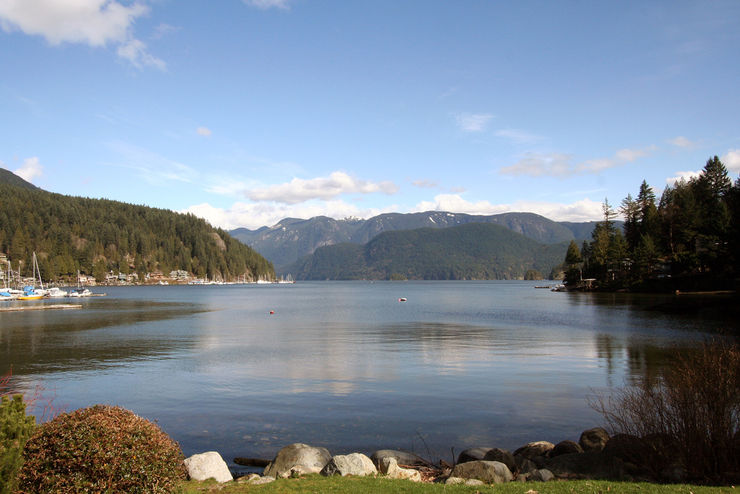 Panorama Park and Deep Cove