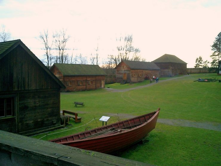 A glimpse inside Fort Langley National Historic Site